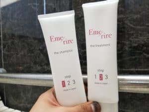 【エメリルシャンプー成分解析】美容師評価と口コミ紹介