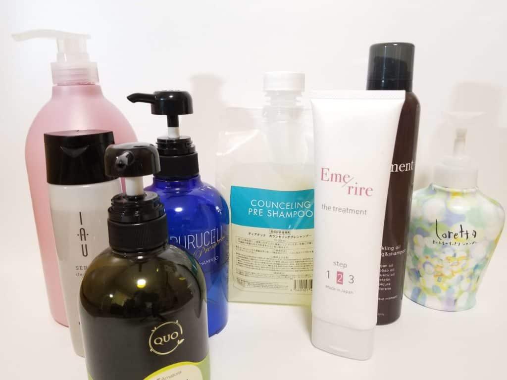 美容 師 が 選ぶ シャンプー