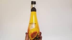 ディアボーテひまわりシャンプーオレンジ成分解析