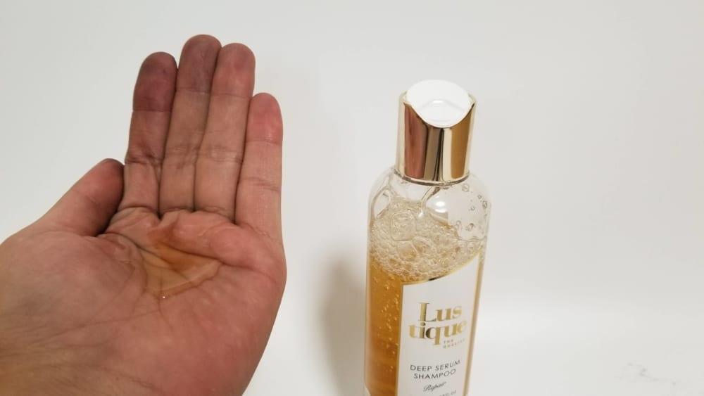 ラスティークディープセラムの洗浄成分