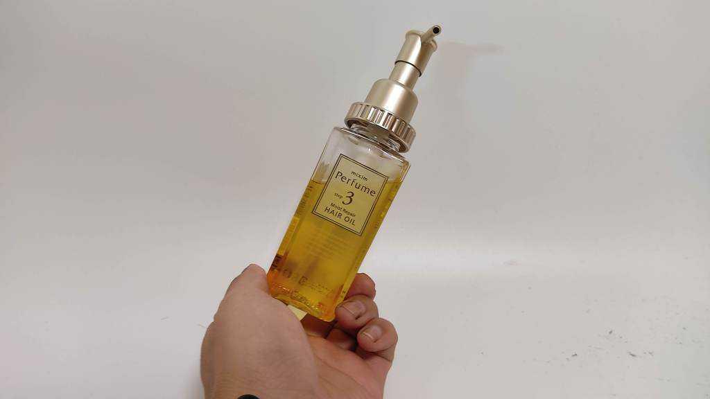 【ミクシムモイストリペアヘアオイル成分解析】美容師レビュー評価