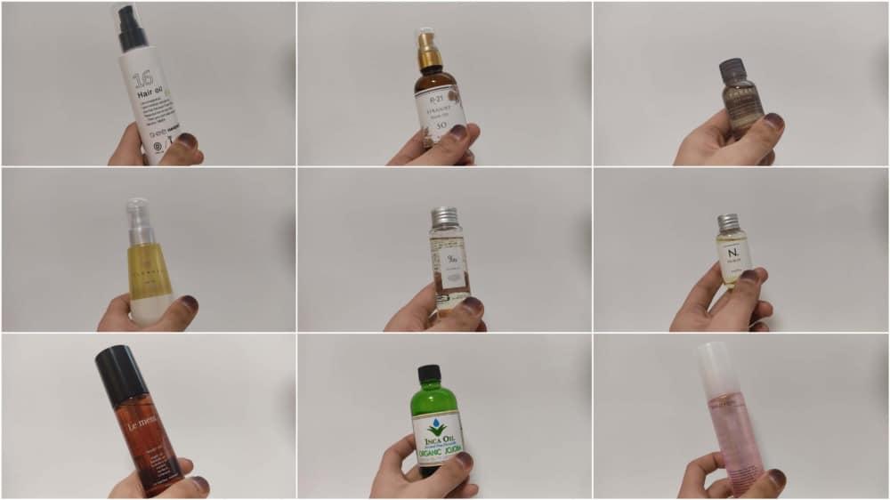 【髪が感動!】サロン専売品のヘアオイルおすすめ10選【ヘアケアのプロが厳選】